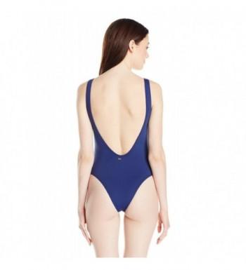 Designer Women's One-Piece Swimsuits Online