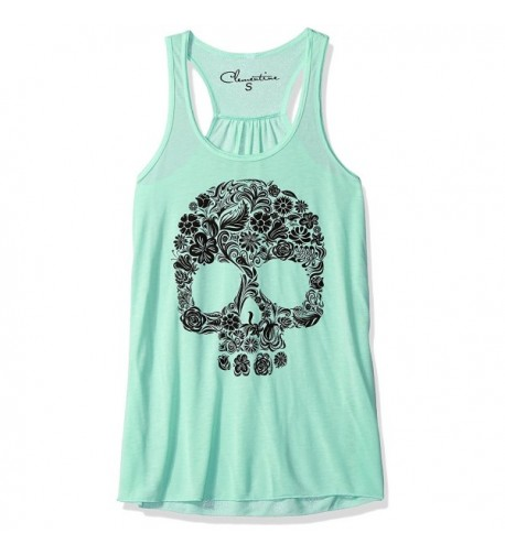 Clementine Apparel Womens Graphic Racerback