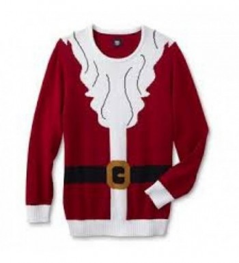 Route 66 Christmas Sweater Santa