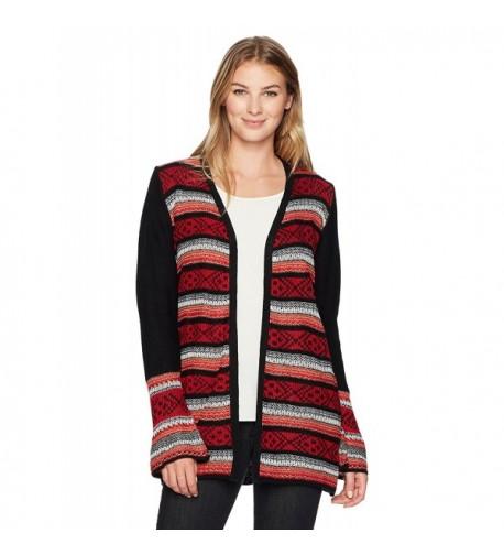 United States Sweaters Jacquard Cardigan