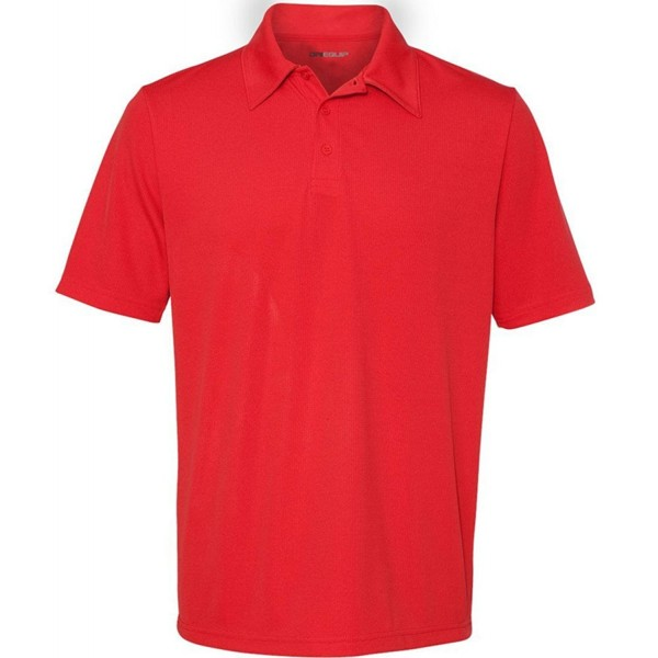 DRI EQUIP Dry Wicking Performance 3 Button colors