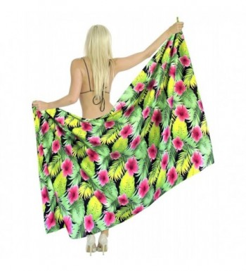 Leela Sarong Bathing Swimwear Printed