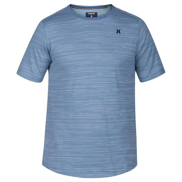 Hurley MKT0005770 Dri FIT Stripe T Shirt