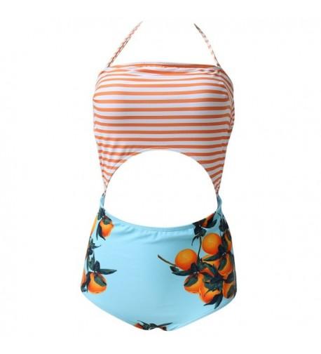 OMKAGI Bathing Swimwear Swimsuit YB1404OR