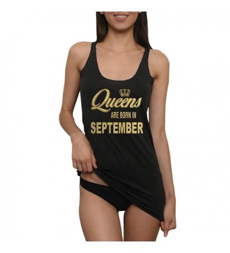 Emdem Apparel Queens September Birthday