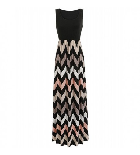 Sherosa Womens Empire Chevron Zigzag