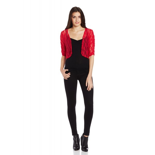 Star Vixen Womens Rouched Sleeve