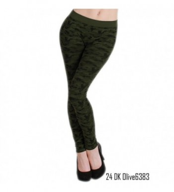 NiKiBiKi Seamless Leggings DK Olive NB6383