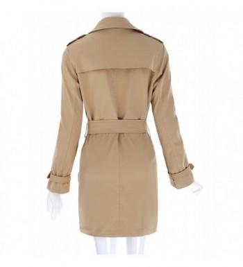 Popular Women's Trench Coats