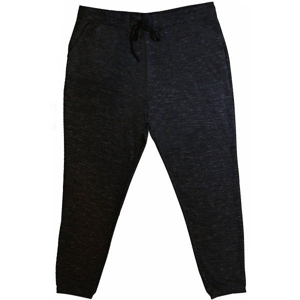 Womens French Terry Joggers Black
