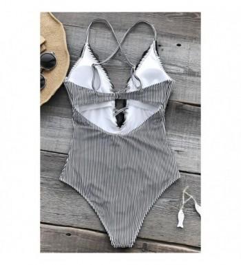 9bbf0fc4e3f Cupshe Fashion One Piece Swimsuit Swimwear; Brand Original Women's  One-Piece Swimsuits ...