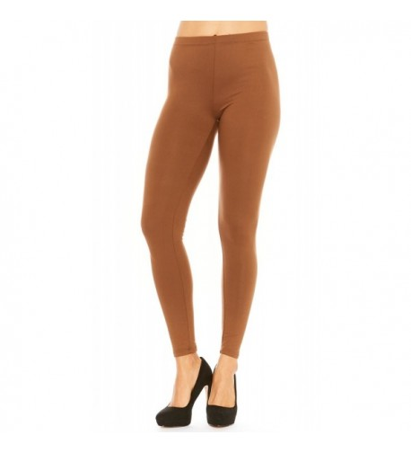 Just One Seamless Leggings Chestnut
