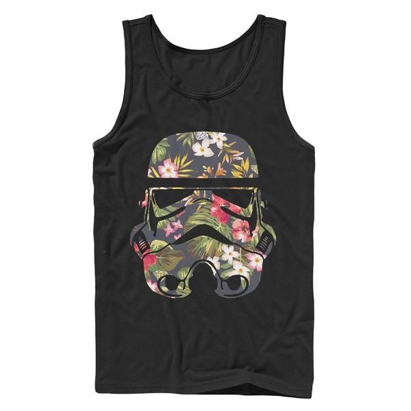 Star Wars Tropical Stormtrooper Black