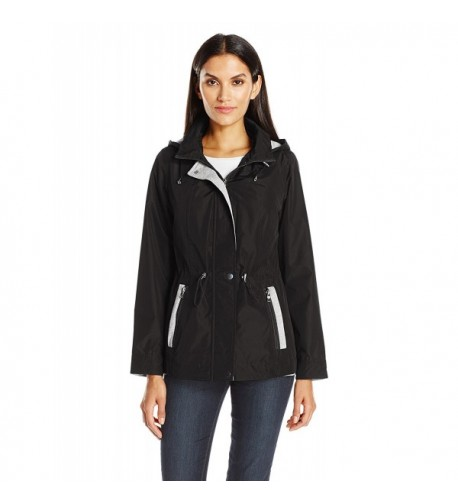 Details Womens Anorak Sweatshirt Fleece