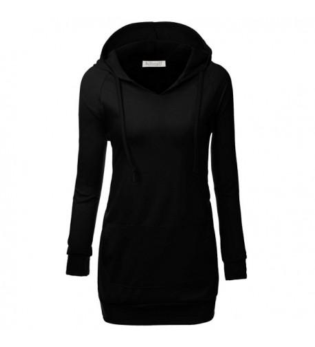 BAISHENGGT Womens Raglan Sweatshirt X Large