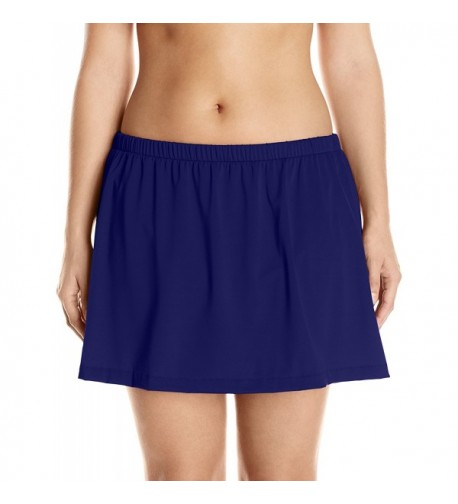 Maxine Hollywood Womens Skirted Swimsuit