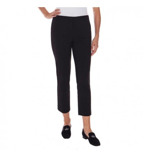 Mario Serrani Ladies Stretch Black