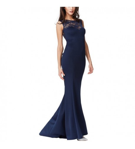 Ssyiz Custom Navy Dresses 16