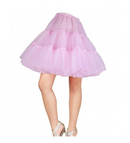 Sweetdresses Hoopless Petticoat Length Medium