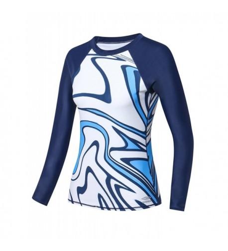AXESEA Sleeve Rashguard Protection Swimsuit