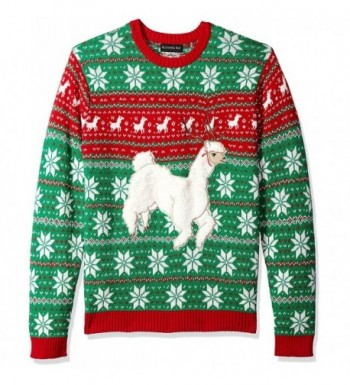 Blizzard Bay Festive Alpaca Green