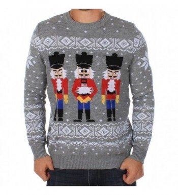 Mens Ugly Christmas Sweater Cracker