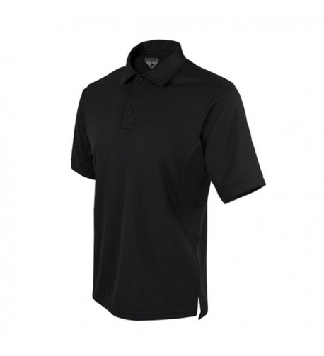 Condor Performance Tactical Polo Black
