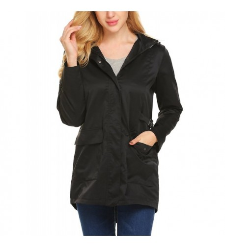 Unibelle Waterproof Lightweight Raincoat Windbreaker