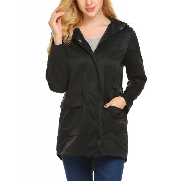 Unibelle Waterproof Lightweight Raincoat Windbreaker