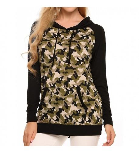 Soteer Womens Casual Sweatshirt Jacket