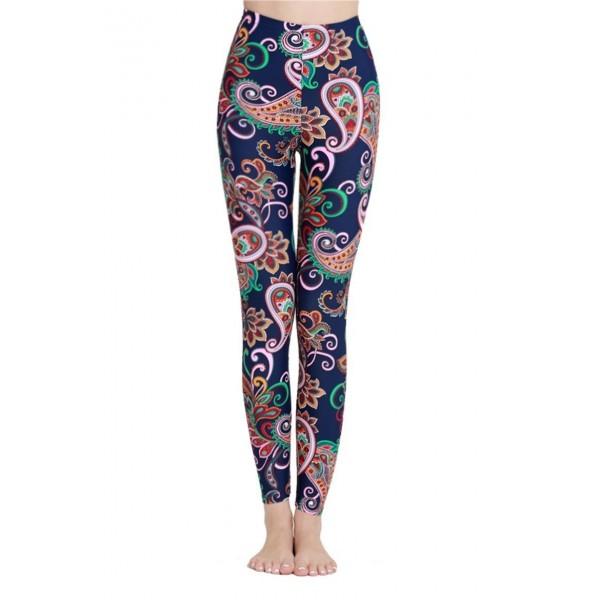 Leggings Women Darkblue Tights Protective