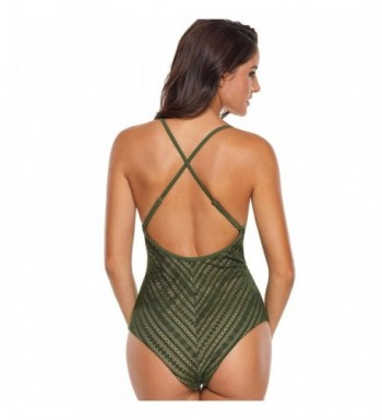 Cheap Designer Women's One-Piece Swimsuits Clearance Sale