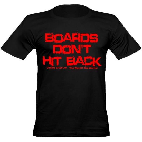 Urban Shaolin Bruce Boards Shirt