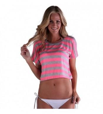 Ingear Stripe Fashion Casual Sleeve