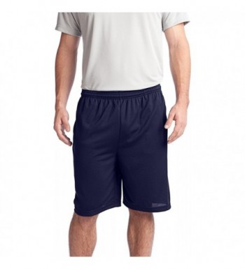 Sport Tek PosiCharge Tough Pocket Short