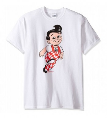 T Line Graphic T Shirt White Large