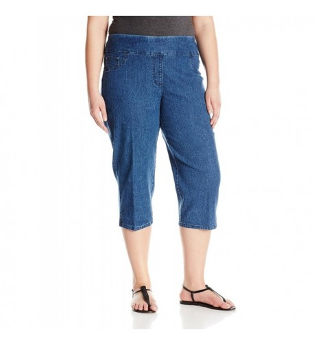Ruby Rd Womens Plus Size Stretch