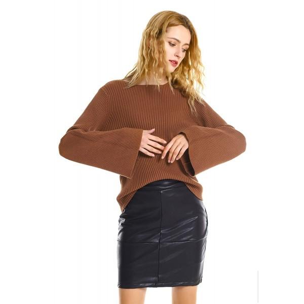ZAN STYLE Women Sleeve Pullover Sweater
