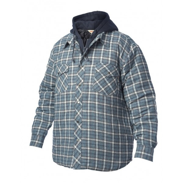 Work King Fooler Quilted Flannel