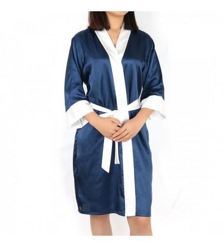 uxcell Womens Kimono Lingerie Sleepwear