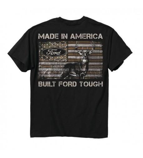 Buck Wear America Shirt Large