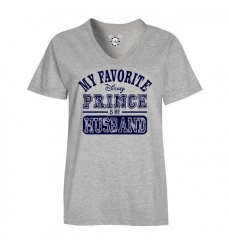 DisGear Womens Favorite Husband T Shirt