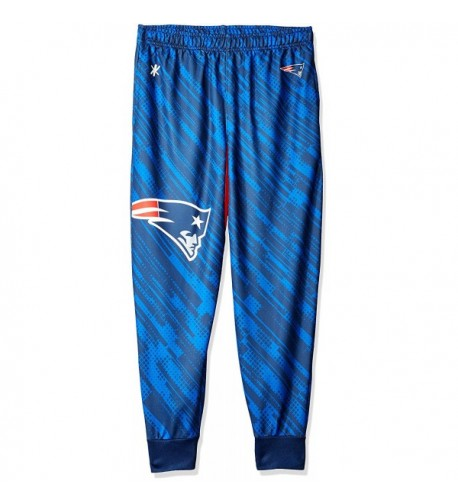 England Patriots Polyester Jogger Large