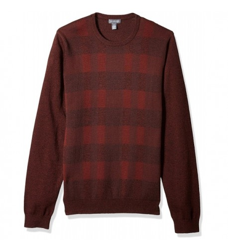 Van Heusen Sweater Burgundy Medium