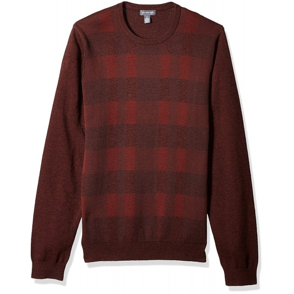 Van Heusen Sweater Burgundy Medium