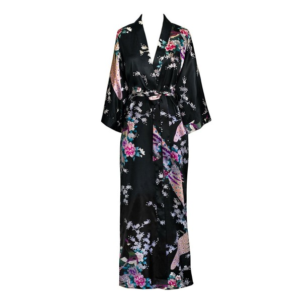 Old Shanghai Womens Kimono seam