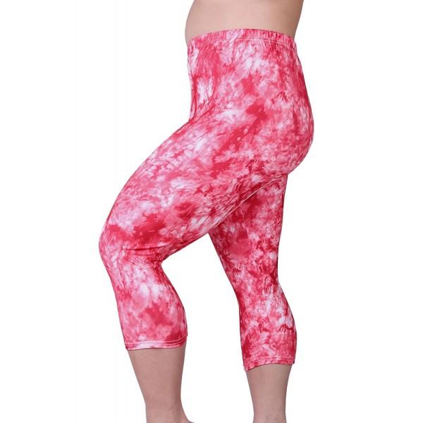 ZERDOCEAN Lightweight Printed Leggings style 052