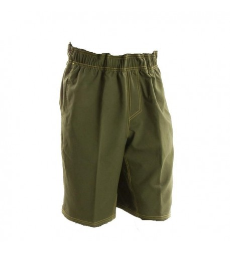 Warrior Shorts Lacrosse Medium Green