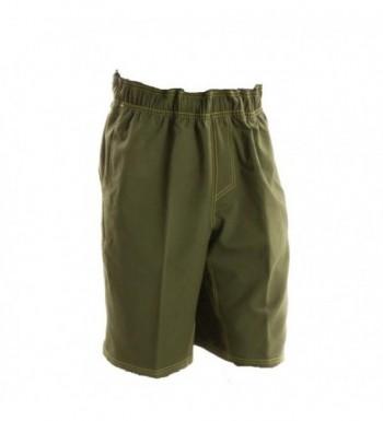 Warrior Shorts Lacrosse Medium Green