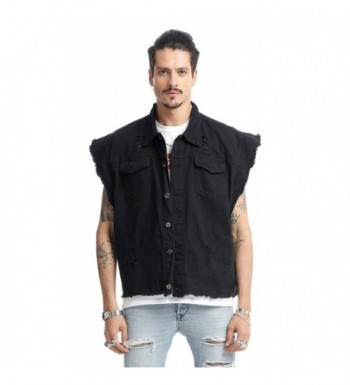 Pizoff Hipster Sleeveless Oversize AH006 Black M